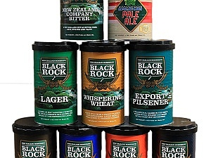 Black-Rock-Beer-Kit-Range